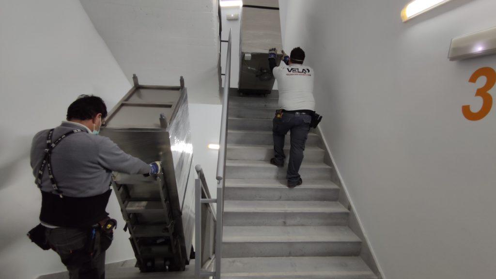 transporte de frigorificos de muestras forenses