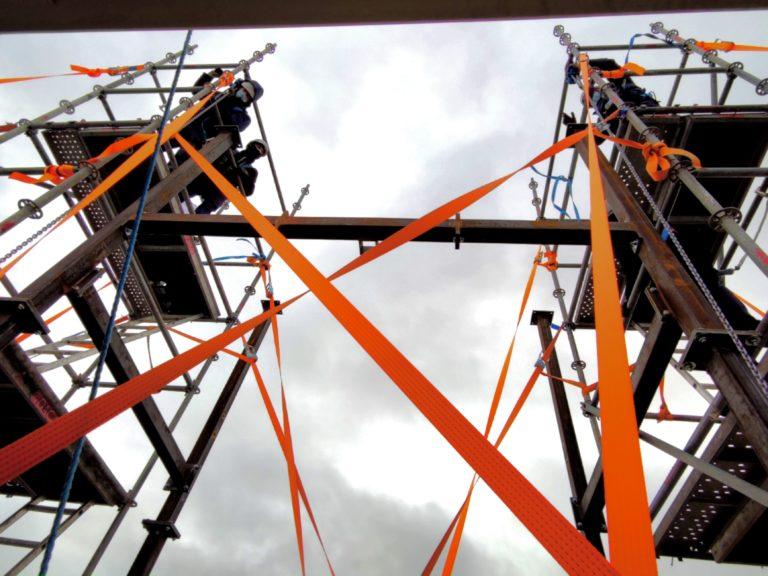 Transporte de Estructura Metálica en Valladolid